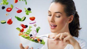 Основы правильного питания для женщин