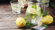 Вода Сасси— пей и худей: как работает этот коктейль для похудения?