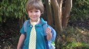 Как подобрать школьный рюкзак в первом классе
