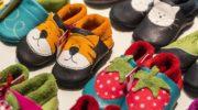 Как выбирать обувь по возрасту ребенка